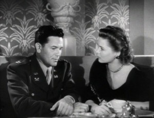 John Garfield and Dorothy McGuire in 1947's Gentleman's Agreement.