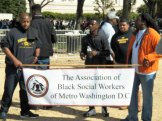 One of the many organizations represented